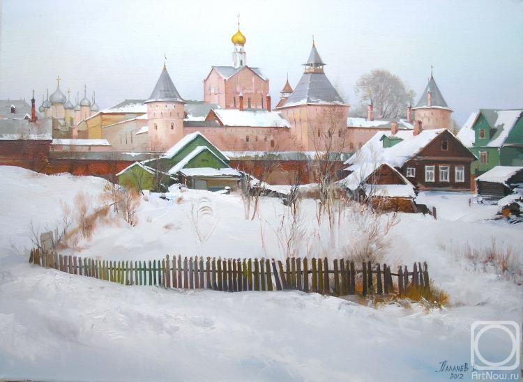 Палачев Вячеслав. Зимний Ростов