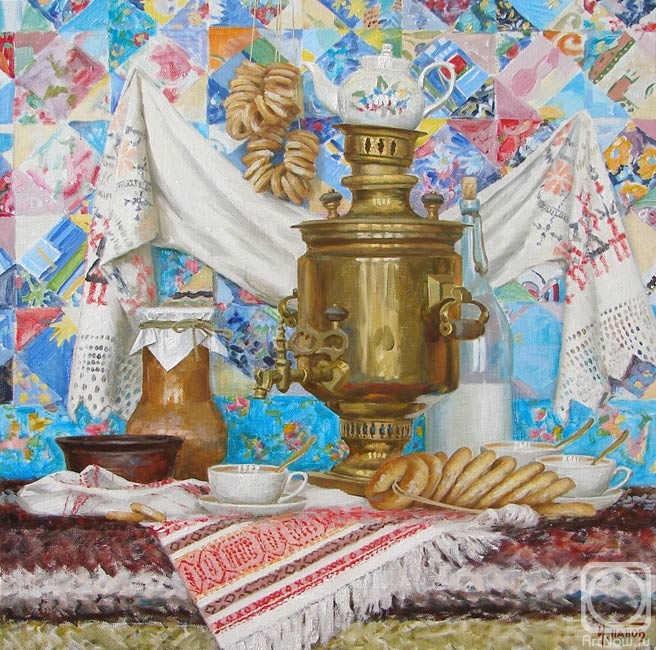 Panov Igor. Holiday Tea