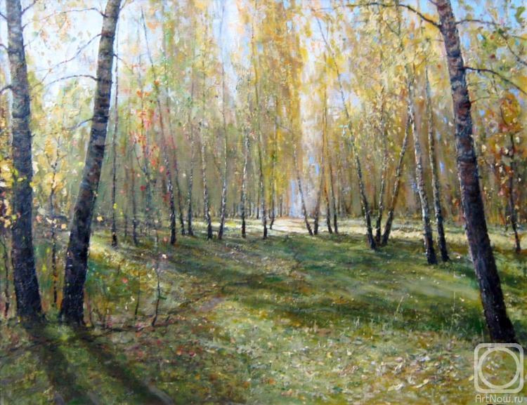 Корытов Сергей. Прозрачный лес