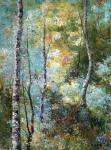 Volosov Vladmir. Birch forest