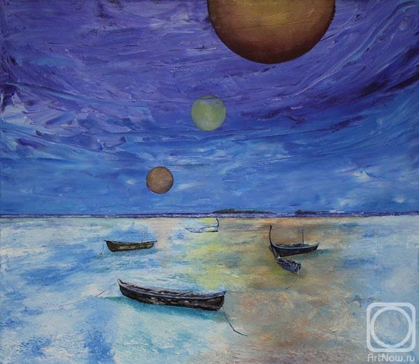 Аронов Алексей. Три Луны