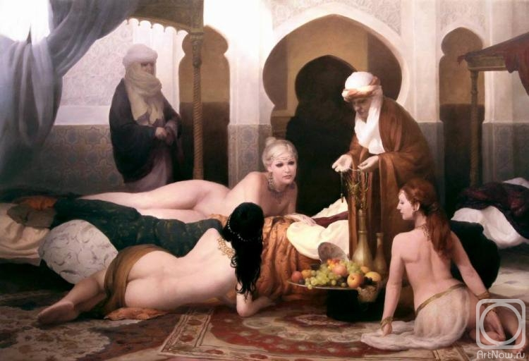 Фото сексуальные развлечения в восточном гареме трахнул спящую