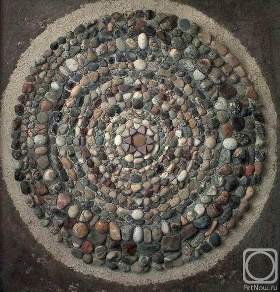 картины из камней: