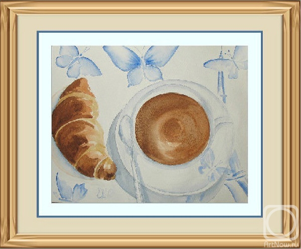 "Завтрак в Париже""."