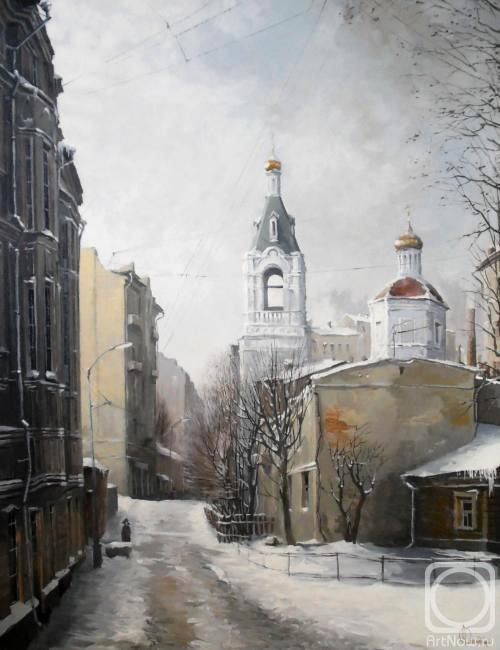 Стародубов Александр. Обыденский переулок
