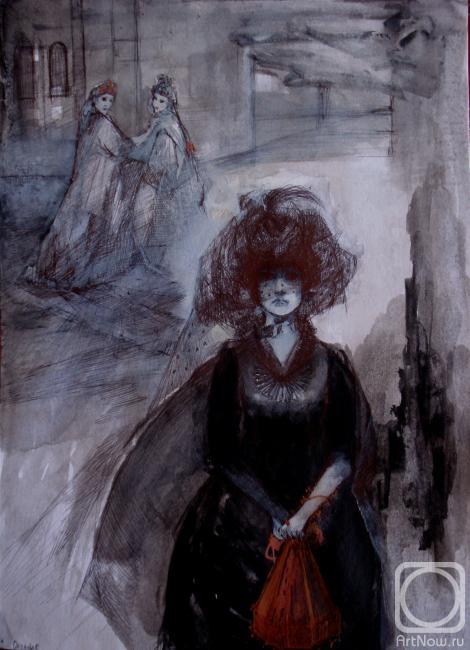 Каренина в черном
