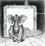 """Так творится История (из серии""""Песнь о нефтяных слонах"""")"""