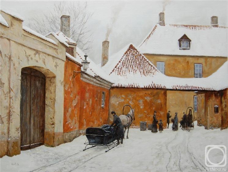Vadim Voitekhovitch Paintings For Sale