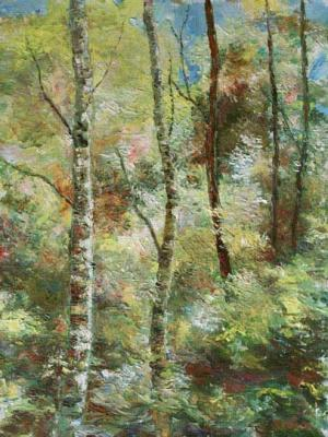 Volosov Vladmir. Forest Joy