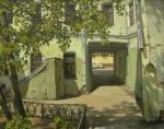 Двор в Фурманном переулке
