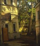 Двор в Колобовском переулке
