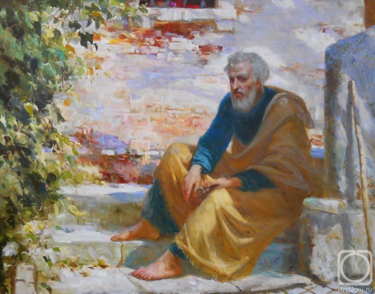 Комаров Николай. Апостол Петр