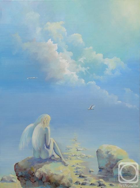 Небо в картинах художников