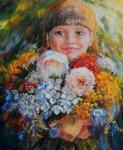 Гроза Людмила. Детское счастье