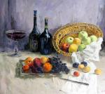 Still-life with the fruits