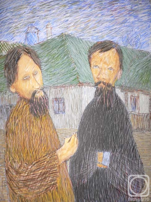 Зороастров Владимир. Друзья (вариант)
