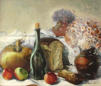 Kovalenko Lina. Country still life