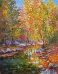 �������� ����. Creek in October
