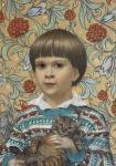 Ефошкин Сергей. Детский портрет