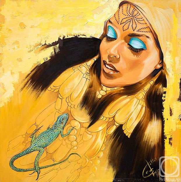 Фаттах Галла. Принцесса пустыни