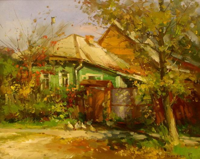 Художник Роман Биляев - milk  - ☆ Milk ☆ 平平。淡淡。也是真。