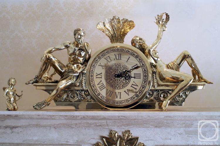 Купить каминные часы недорого часы касио протрек титановые купить