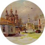Герасимов Владимир. Москва. Климентовский переулок