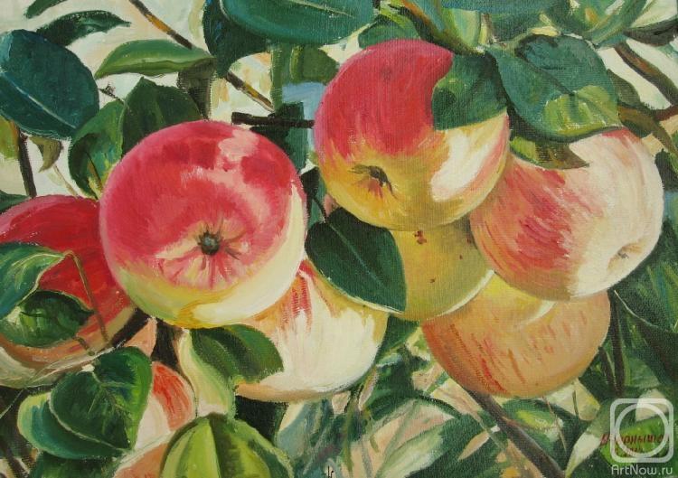 мне картинки живопись яблоко картинки днем семьи