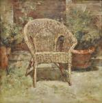 Старый стул. Коротков Валентин