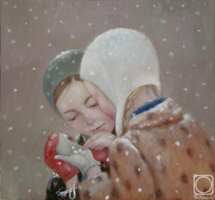 Сюзева Наталья. Снежинки