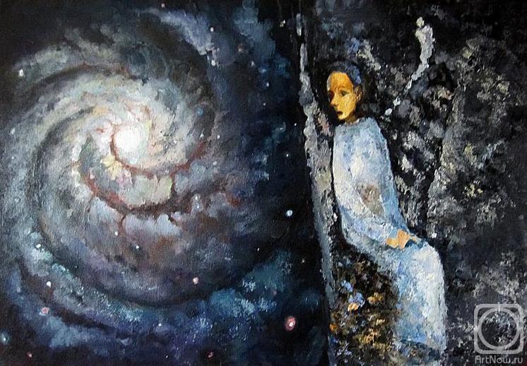 космос в живописи: