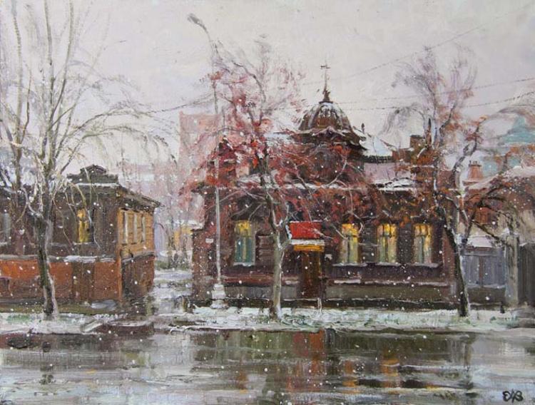 Ефремов Алексей. Ноябрь