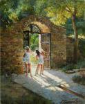 Врата в Гефсиманский сад. Балчик