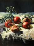 Bruno Tina. Pomegranates