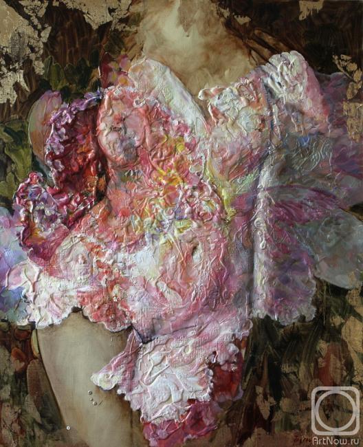 Подгаевская Марина. Розовая орхидея