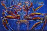 Volchek Lika. Inspiration. Circulation of the senses.