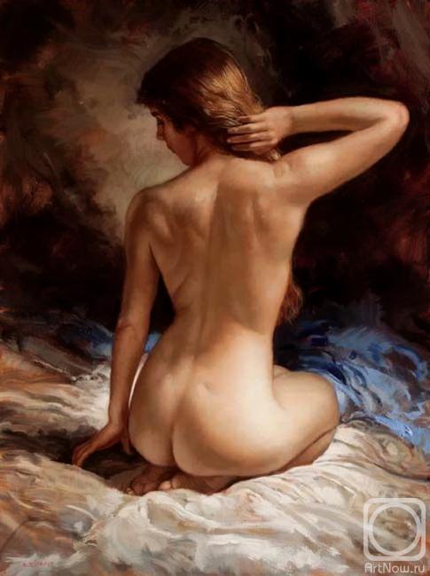 обнажённая женская фотография