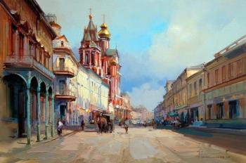Pokrovka. Church of the Assumption of the Blessed Virgin Mary. Shalaev Alexey
