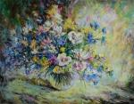 Bouquet of wild flowers. Kruglova Svetlana