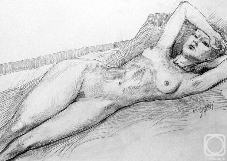 Девушки рисуют обнаженные натуры мужчин — img 4