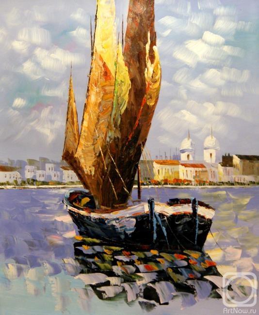Гарсия Луис. Лодки