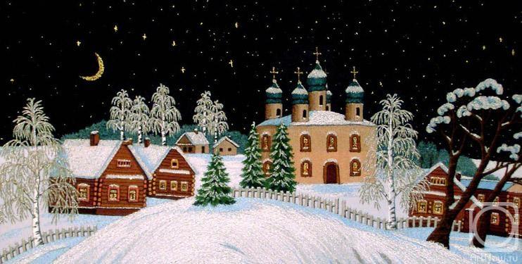 Макуха Надежда. Рождественская
