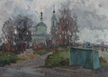 Zhukova Juliya. When the autumn is coming