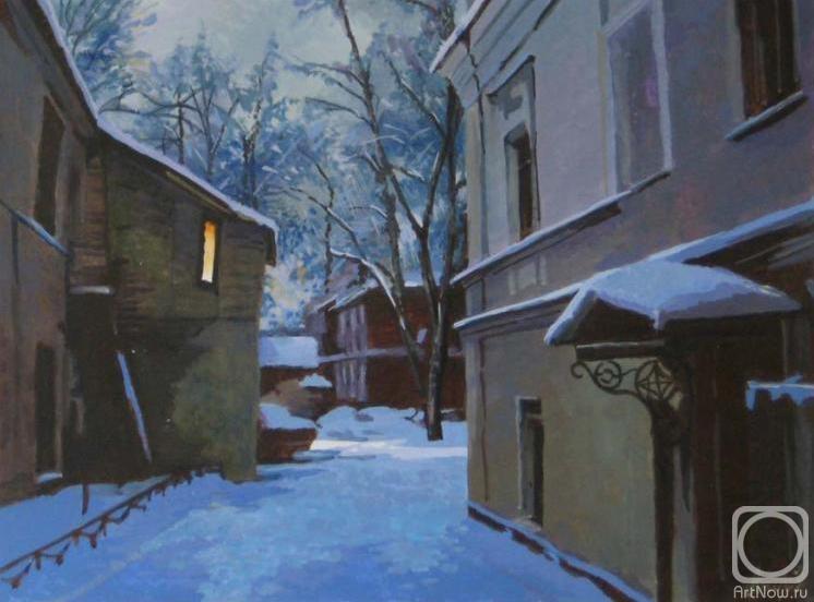 Андрианов Андрей. Переулок