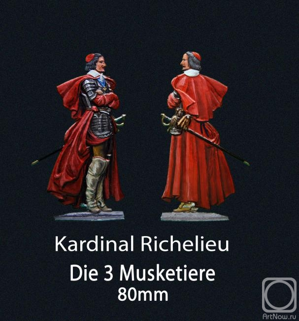 Песня кардинала ришелье и анны австрийской