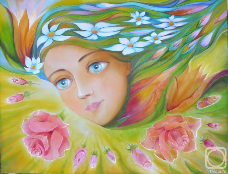 Голубь Татьяна. Дух весны