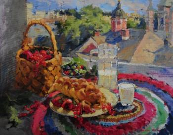 Shevchuk Svetlana. Presents from the village