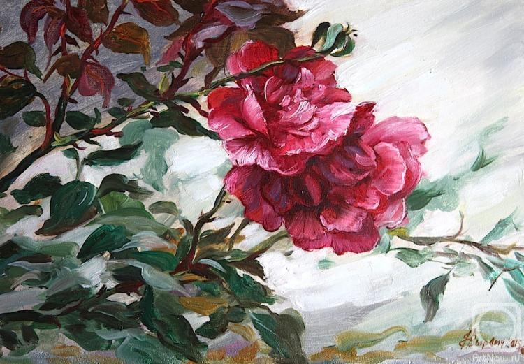 Вырвич Валентин. Две розы