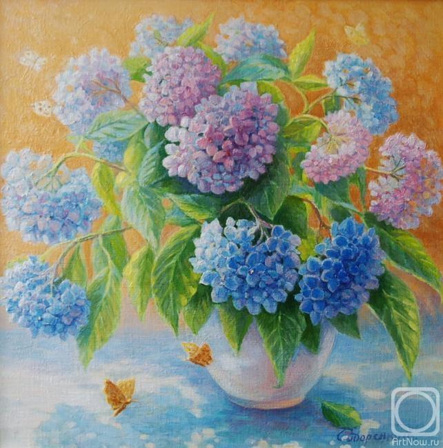 Сидоренко Жанна. Романтическое настроение
