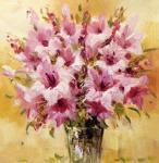 Картины на тему «Лилии»
